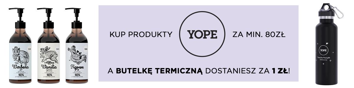 yope butelka gratis