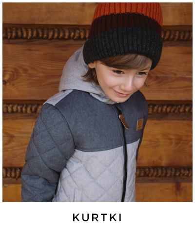 Chłopiec Banner Kurtki